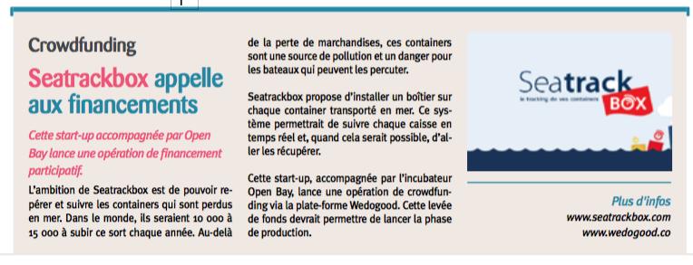 Article Saint-Brieuc Agglo Magazine – Juin 2017