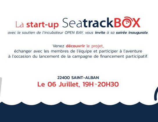 Soirée de présentation SeatrackBox – 6 juillet 19h00-20h30