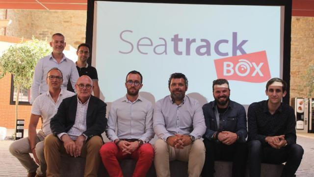 article Ouest France SeatrackBox, localisation de containers perdus en mer