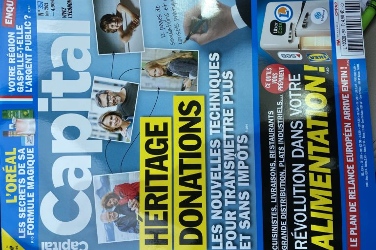 SeatrackBox dans le magazine Capital